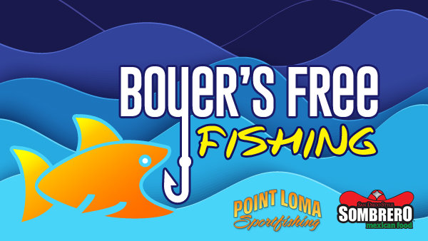 Boyer's Free Fishing