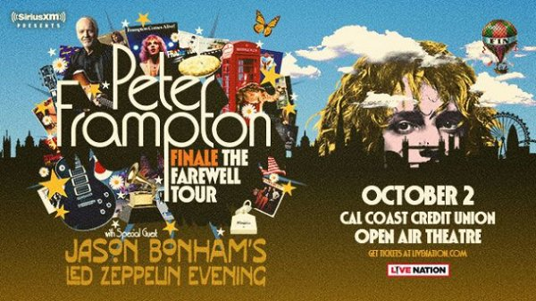 None -  Win Peter Frampton Finale: The Farewell Tour Tickets