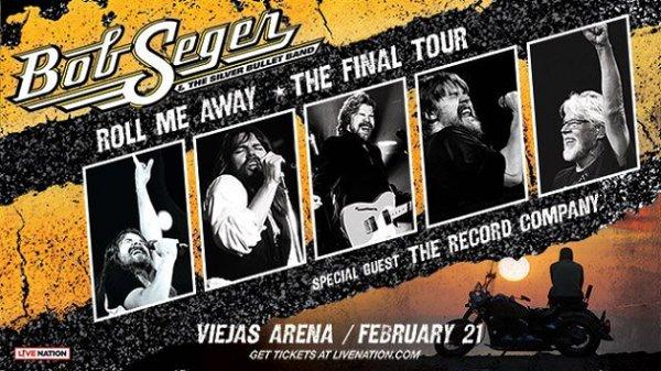 None - Win Bob Seger & The Silver Bullet Band Tickets