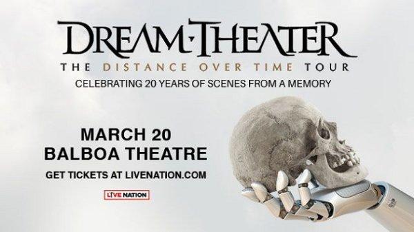 None - Win Dream Theater Tickets