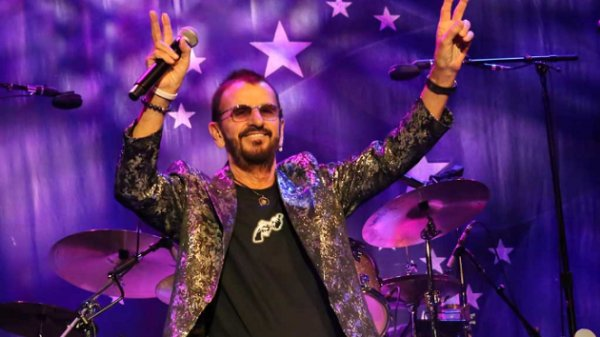 Win tickets to Ringo Starr And His All Starr Band at Harrah's Resort SoCal