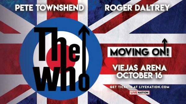 None -  Win Tickets to The Who: Moving On Tour