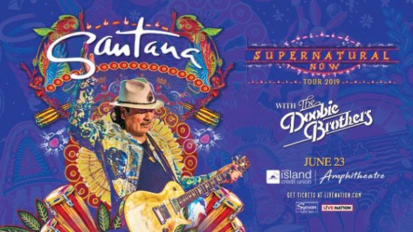 Win Santana: Supernatural Now Tickets