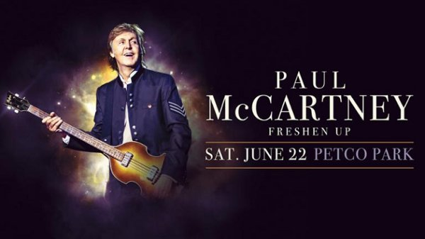 None - Win Paul McCartney Tickets
