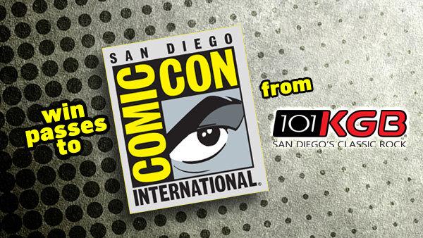Win COMIC-CON® International: San Diego Passes