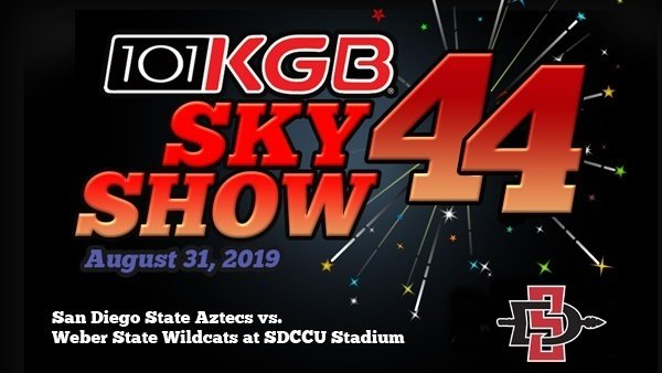 None - This Weekend: Win KGB Sky Show 44 Tickets