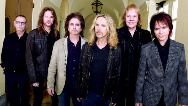 None - Win tickets to Styx at San Diego County Fair