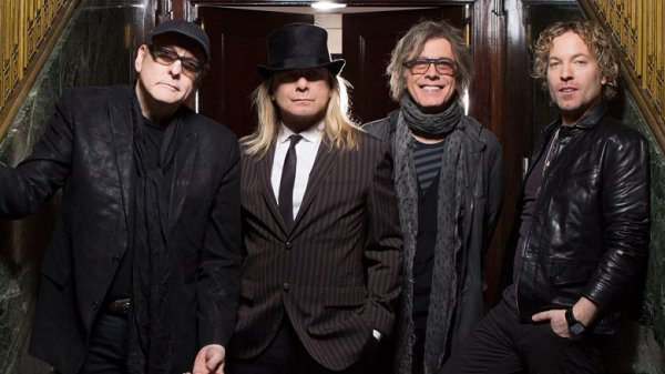 None - Win tickets to Cheap Trick at San Diego County Fair