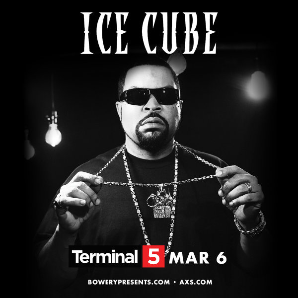 None - Win Tickets to See Ice Cube!