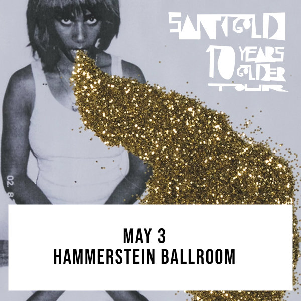 None - Win Tickets to See Santigold!