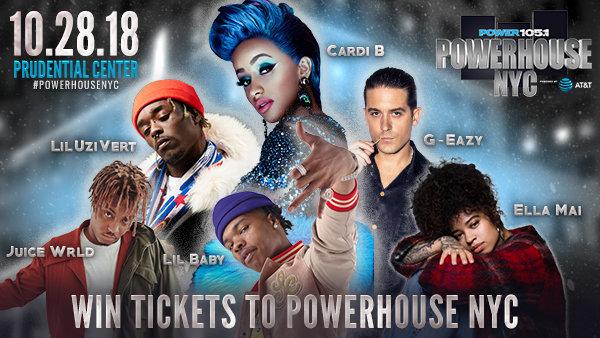 Win Tickets to Powerhouse NYC!