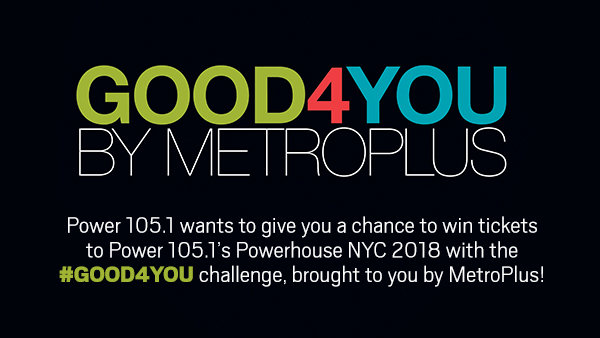 None -  Win Tickets to Power 105.1's Powerhouse NYC 2018!