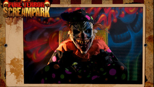 None -  Win Tickets To Pure Terror Scream Park!