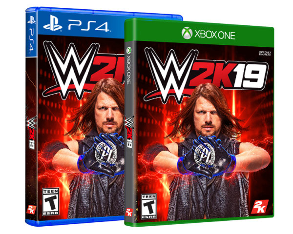 None -    Win WWE 2K19 !