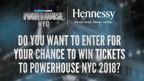 None -  Win Tickets to Powerhouse NYC 2018!