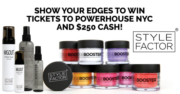 None -  Show Your Edges to Win Tickets to Powerhouse 2018 and $250 Cash