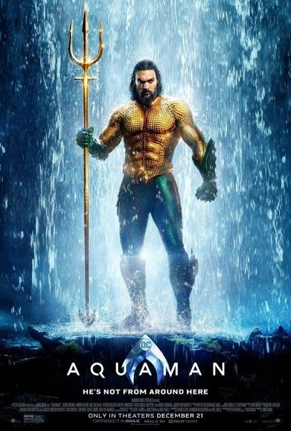 None -    Win Tickets to The Advance Screening of 'Aquaman'!