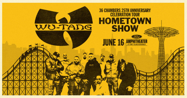 None -  Enter For Your Chance To Win Wu-Tang Clan tickets!