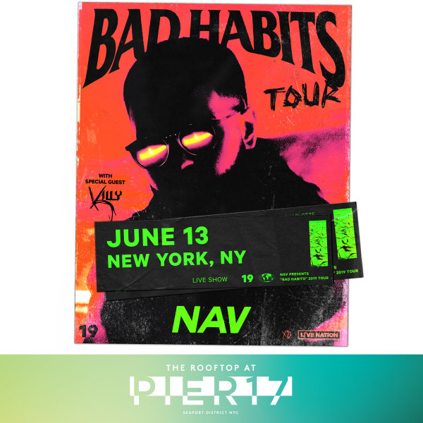 None - Win Tickets to See Nav!