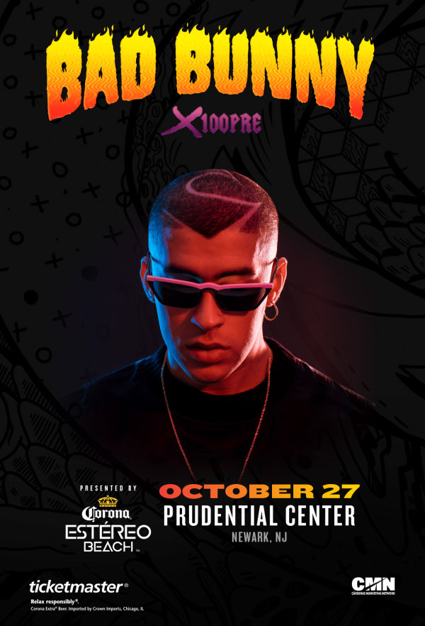 None -  Enter for a chance to win a pair of tickets to see Bad Bunny!