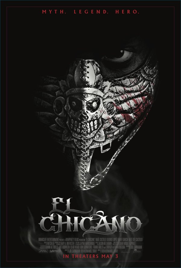 None - Win Passes To The Advance Screening of El Chicano