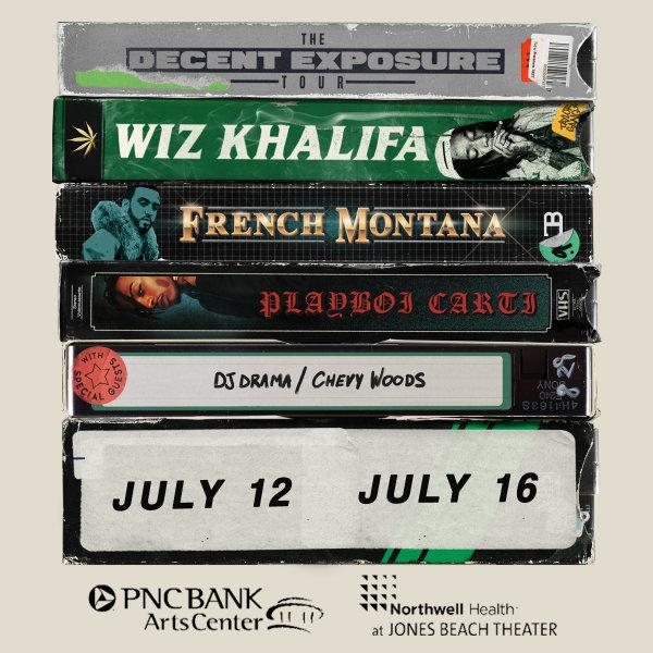 None - Win Tickets to See Wiz Khalifa!