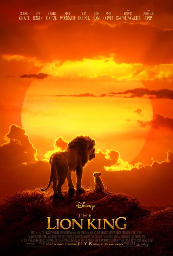 None - Win A Fandango Code for The Lion King