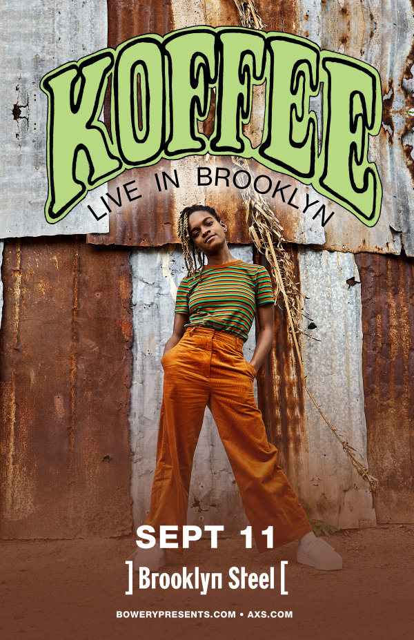None - Win Tickets to See Koffee!
