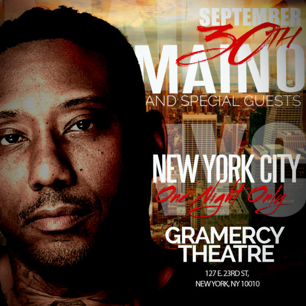 None - Win Tickets to See Maino!