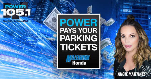 None - Power Pays Your Parking Tickets