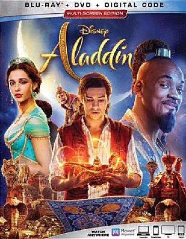 None - Win A Digital Download of Aladdin!