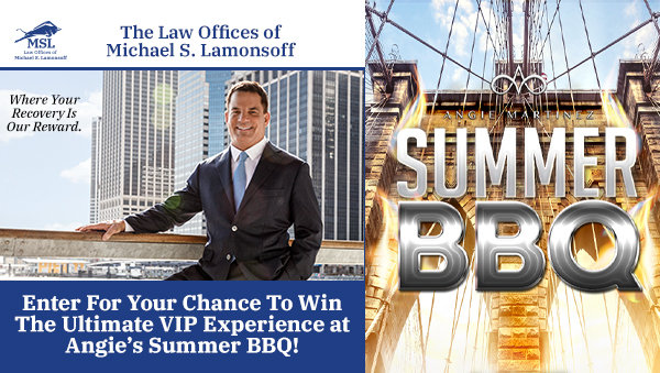 None - Enter to Win the Ultimate VIP Experience at Angie's Summer BBQ!