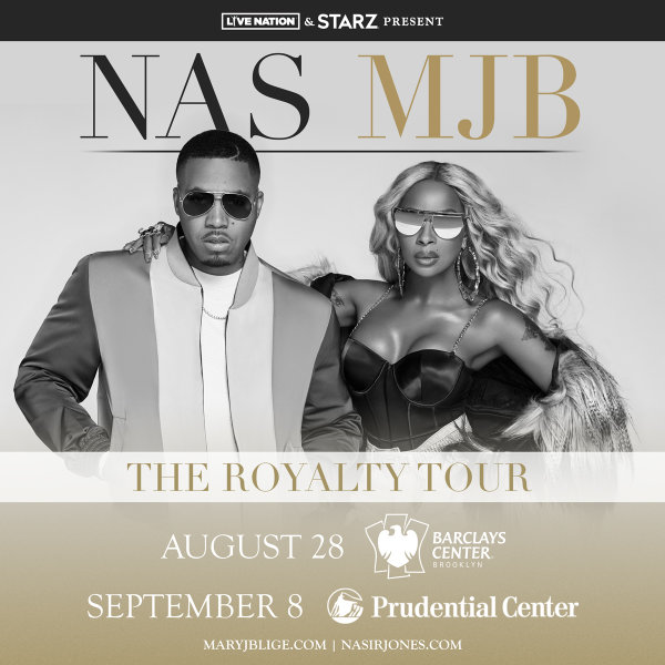 None - Win Tickets to See Nas & Mary J. Blige!
