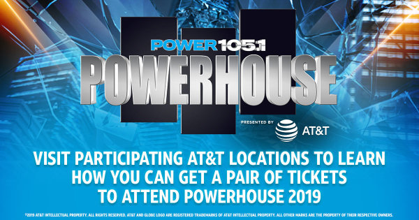 None - Come by the AT&T Pop Up with Honey German and learn how to get YOUR hands on PowerHouse 2019 tickets!
