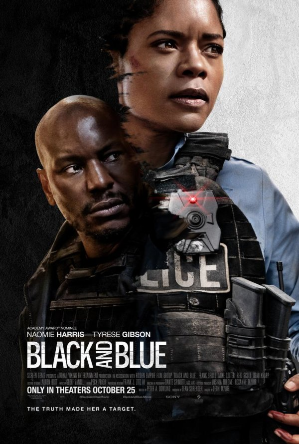 None - Win Tickets to The Advance Screening of Black & Blue