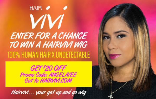 None - Enter to Win a Gorgeous, High Quality Hairvivi Wig!