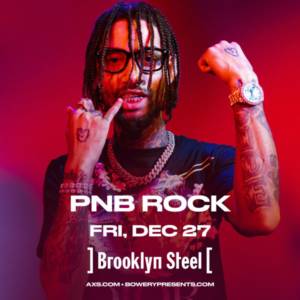 None - Win Tickets to See PnB Rock!
