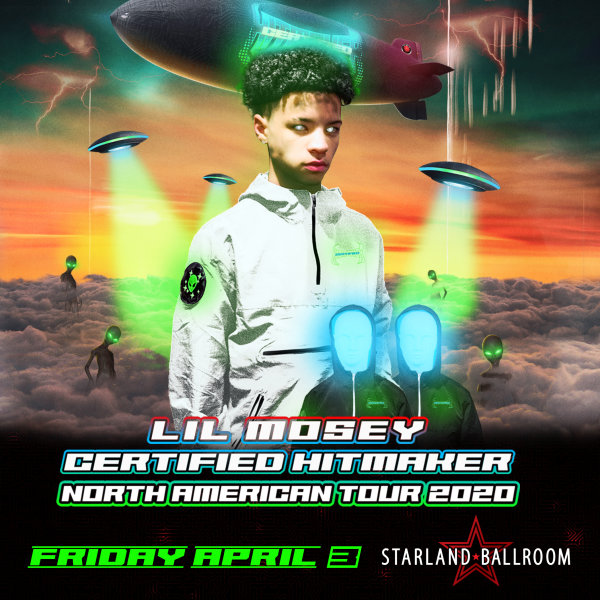 None - Win Tickets to See Lil Mosey!