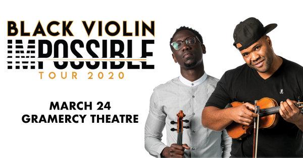 None - Win Tickets to See Black Violin