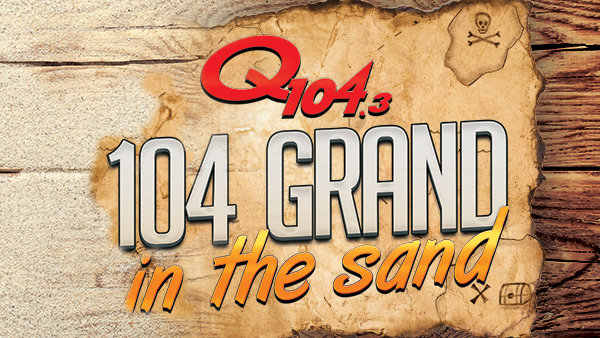 None -  Q104.3's 104 Grand in the Sand
