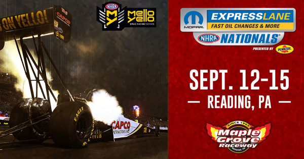 None - Enter For A Chance To Win Entry To The Mopar Express Lane NHRA Nationals