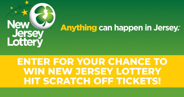 None - Enter For Your Chance To Win New Jersey Lottery Hit Scratch-Off Tickets!