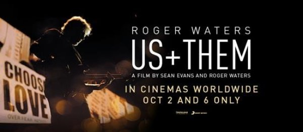 None - Enter To Win Tickets To Roger Waters Film, US + THEM!