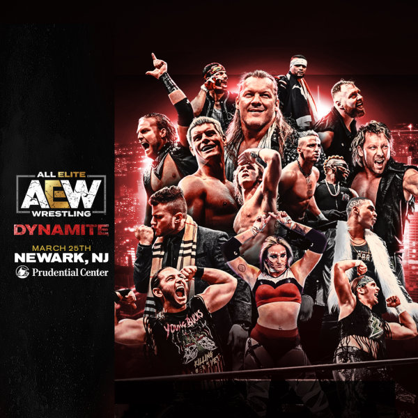 None - Enter To Win Tickets To AEW Dynamite!
