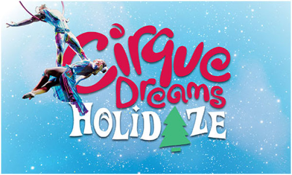 None - Enter to win a family four pack of tickets for Cirque Dreams Holidaze at the Frist Interstate Center for the Arts November 29th