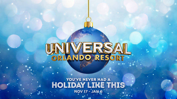None -  You Could win a Trip to Experience Holidays at Universal Orlando Resort ™ with Power 96.1
