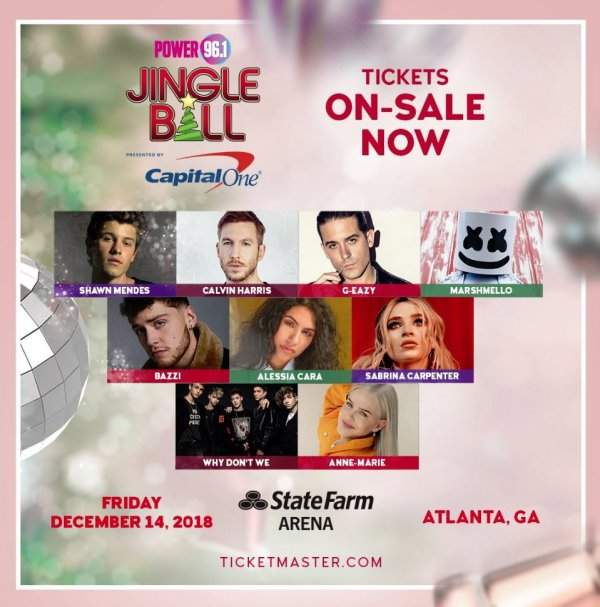 None - Win A Meet-And-Greet With Your Favorite Power 96.1 Jingle Ball Artist!