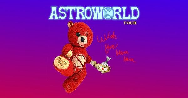 None - Win Travis Scott ASTROWORLD Tickets!