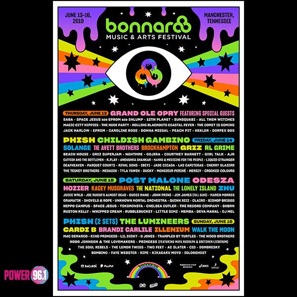 None -   Enter To Win A Pair of Bonnaroo Wristbands!