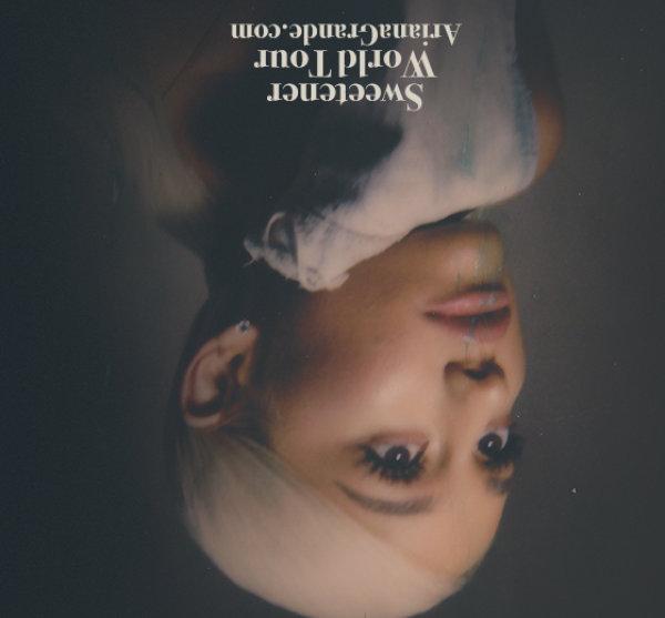 None -  Ariana Grande Ticket Giveaway